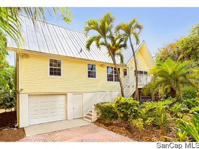 Captiva Single Family Home For Sale: 11525 Chapin Ln