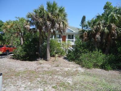 Sanibel Single Family Home For Sale: 396 Lake Murex Blvd