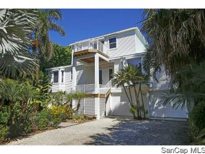 Captiva Single Family Home For Sale: 11534 Laika Ln