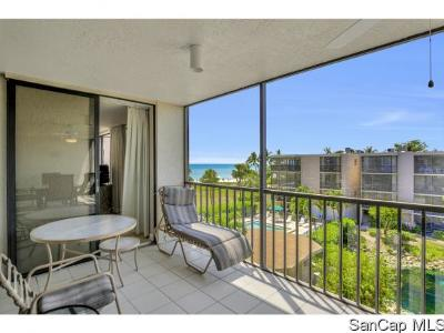 Sanibel Condo For Sale: 1401 Middle Gulf Dr #N403
