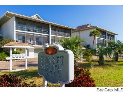 Sanibel Condo For Sale: 1340 Middle Gulf Dr #6A