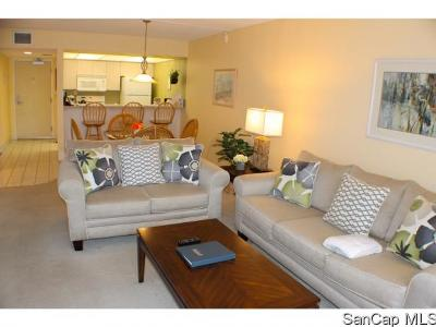 Sanibel Condo For Sale: 1501 Middle Gulf Dr #F205