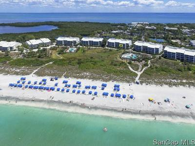 Captiva Condo For Sale: 2423 Beach Villas #2423