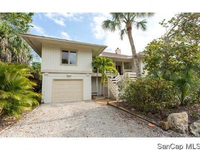 Sanibel Single Family Home For Sale: 5303 Umbrella Pool Rd