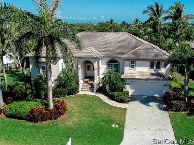 Sanibel Single Family Home For Sale: 829 Birdie View Pt