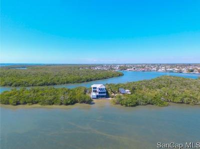Sanibel Single Family Home For Sale: 1 Crescent Island