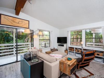 Sanibel Single Family Home For Sale: 1520 Centre St