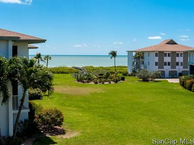 Sanibel Condo For Sale: 1341 Middle Gulf Dr #2C