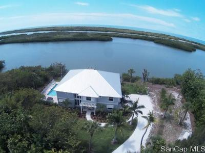 Sanibel Single Family Home For Sale: 5657 Sanibel Captiva Rd