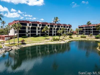 Sanibel Condo For Sale: 2445 W Gulf Dr #B-2