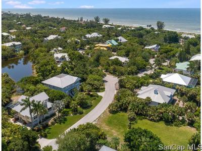Sanibel Single Family Home For Sale: 544 Sea Oats Dr