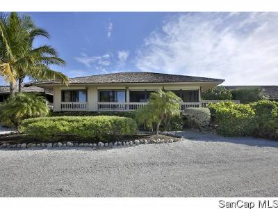 Captiva Condo For Sale: 25 Beach Homes #25