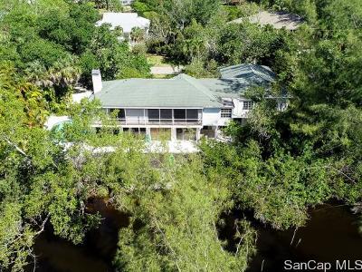 Sanibel Single Family Home For Sale: 9446 Beverly Ln