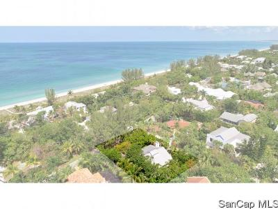 Captiva Single Family Home For Sale: 15155 Wiles Dr