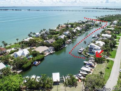 Sanibel Condo For Sale: Slip A Bay Dr #A