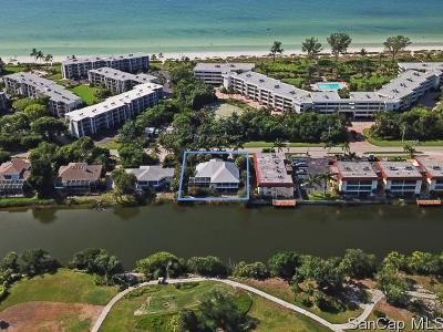 Sanibel FL Single Family Home For Sale: $1,295,555