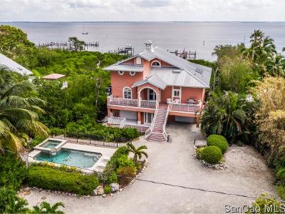 Captiva FL Single Family Home For Sale: $3,200,000