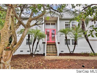 Sanibel FL Single Family Home For Sale: $749,000