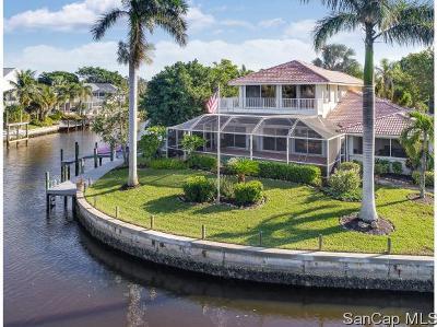 Sanibel FL Single Family Home For Sale: $1,295,000