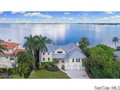 Sanibel FL Single Family Home For Sale: $2,590,000