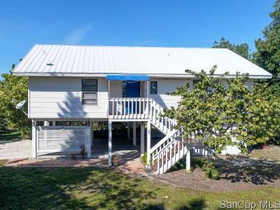 Sanibel FL Single Family Home For Sale: $525,000