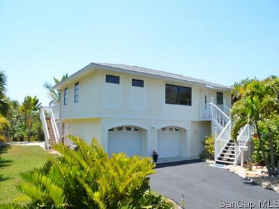Sanibel FL Single Family Home For Sale: $547,000