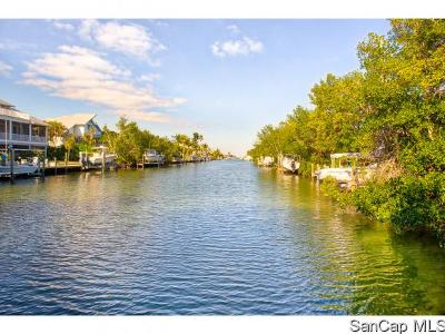 Sanibel FL Single Family Home For Sale: $1,248,000