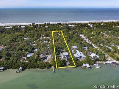 Captiva FL Single Family Home For Sale: $2,000,000