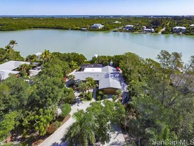 Sanibel FL Single Family Home For Sale: $1,195,000