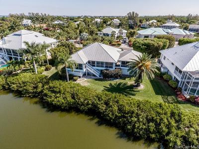 Sanibel FL Single Family Home For Sale: $699,000