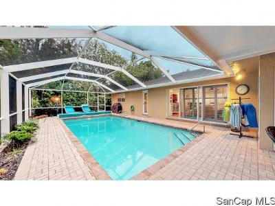 Sanibel FL Single Family Home For Sale: $899,000