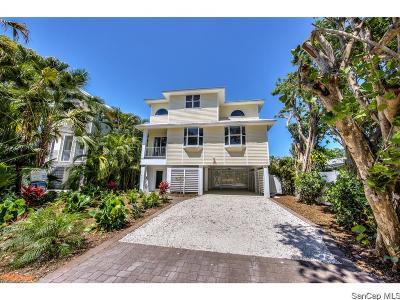 Captiva Single Family Home For Sale: 11504 Wightman Ln