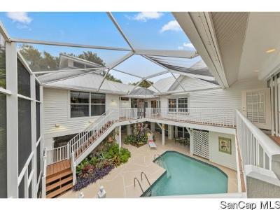 Captiva Single Family Home For Sale: 11514 Wightman Ln