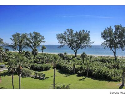 Sanibel Condo For Sale: 1605 Middle Gulf Dr #326