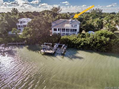 Captiva FL Single Family Home For Sale: $2,990,000