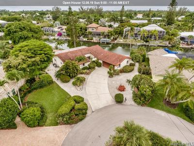 Sanibel FL Single Family Home For Sale: $1,290,000
