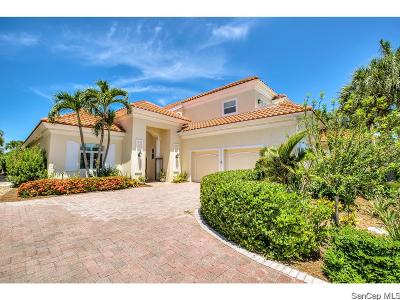 Sanibel Single Family Home For Sale: 2739 Wulfert Rd