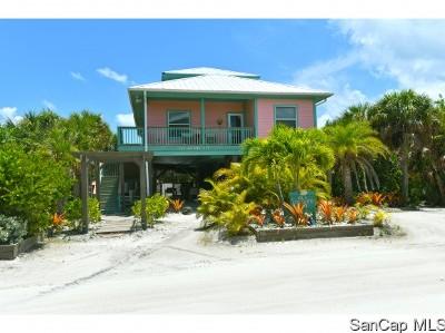 Captiva FL Single Family Home For Sale: $559,000