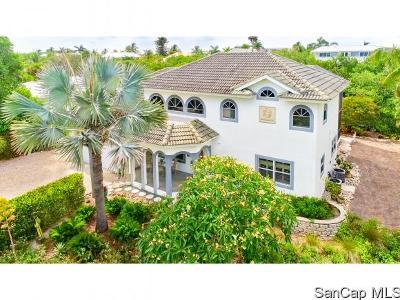Sanibel FL Single Family Home For Sale: $969,000