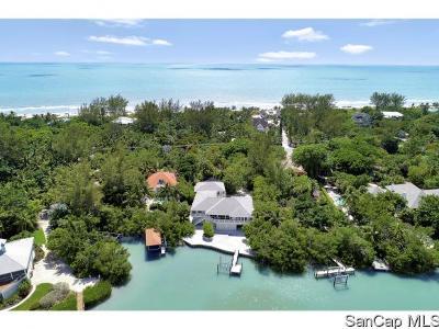 Captiva FL Single Family Home For Sale: $2,095,000