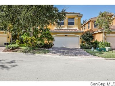 Estero Single Family Home For Sale: 10253 S Golden Elm Dr