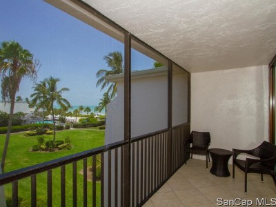 Sanibel Condo For Sale: 1501 Middle Gulf Dr #I-405
