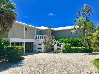 Sanibel Single Family Home For Sale: 1684 Bunting Ln