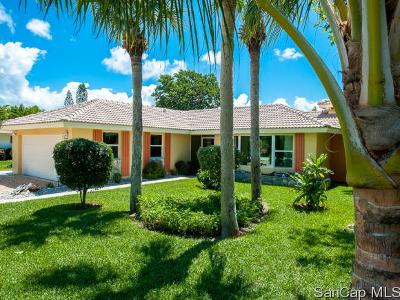 Sanibel Single Family Home For Sale: 1060 White Ibis Dr