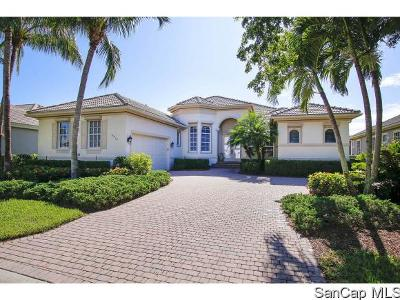 Fort Myers Single Family Home For Sale: 8814 New Castle Dr