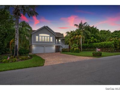 Sanibel FL Single Family Home For Sale: $799,000