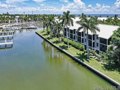 Captiva Condo For Sale: 606 Marina Villas #606