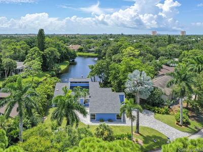 Fort Myers Single Family Home For Sale: 12391 McGregor Woods Cir