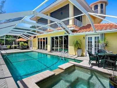 Sanibel Single Family Home For Sale: 6071 Sanibel Captiva Rd