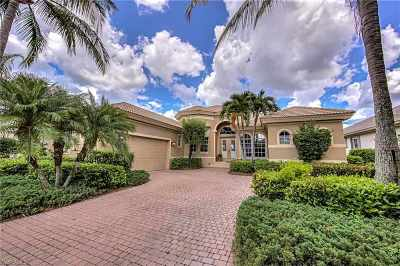 Fort Myers Single Family Home For Sale: 16673 Crownsbury Way